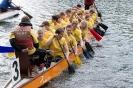 Das Team im Boot