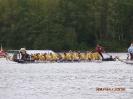 15-Drachenboot Regatta auf dem Toeppersee