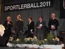 11-Ehrung für Michael und Ludger Mende beim Sportlerball 2011
