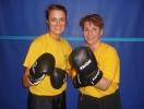 Die erfolgreichen Kämpferinnen - Katharina und Nicolina
