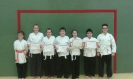 16-Gürtelprüfung im Shaolin Kempo