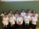 17-Sommer-Gürtelprüfung im Shaolin Kempo